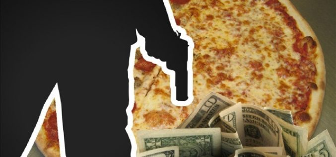Pizza Delivery Robbery Attempt and Attack, Suspect Sought