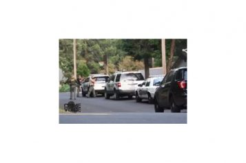 Domestic Violence Incident, Barricade Situation (Twice)