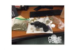 Man Receives His 11th Arrest, on Drugs and Weapons Charges