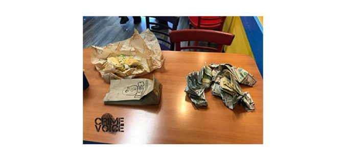 Wells Fargo Bank Robbery Ends at Ike's Sandwich Shop