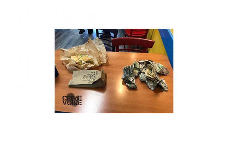 Wells Fargo Bank Robbery Ends at Ike's Sandwich Shop