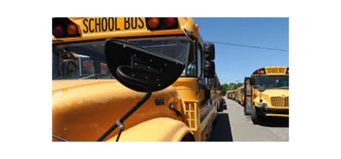 13-Year-Old Boy Flashed a Gun at School Bus Containing 13 Students