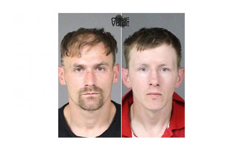 Home Burglars Busted Within Hours of Theft