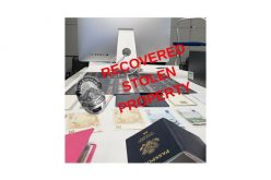 Citizen Call helps Recover Stolen Property