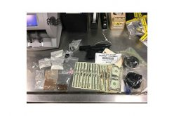 Firearms Offender Arrested with Loaded Pistol