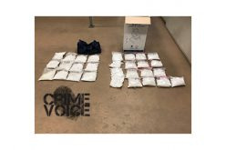 KCSO Seized $300,000 Worth of Meth