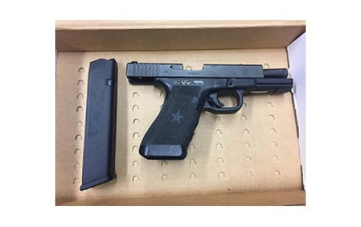 Two Days, Two Guns, Two Arrests