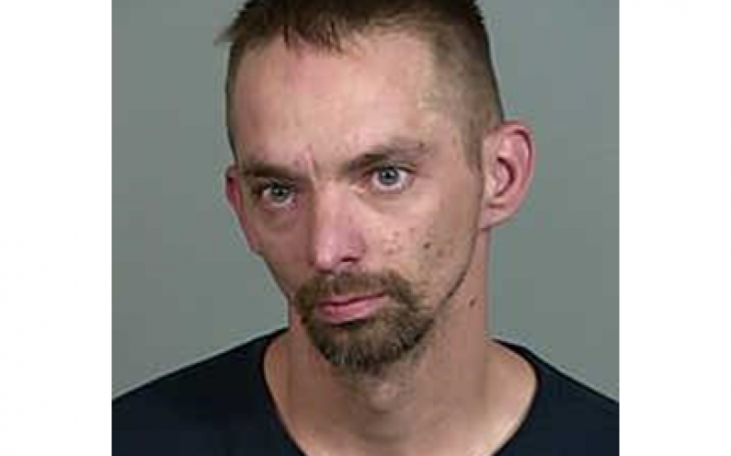 Burglary Suspect Spotted, Arrested in Weed