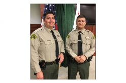 Deputy's Dinner-Hour Lifesaving Heimlich Maneuver Saves a Prisoner's Life