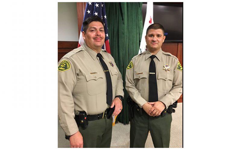 Deputy's Dinner-Hour Lifesaving Heimlich Maneuver Saves a Prisoner's Life