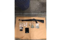 Task Force Arrests Career Criminal With Loaded Gun And Meth For Sale