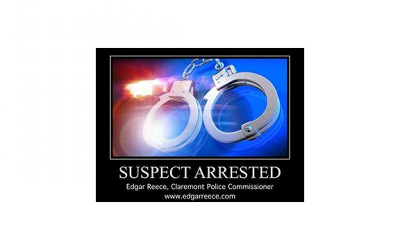 Off-Duty Officer Thwarts Pair of Residential Burglars