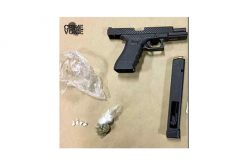 Traffic Stop Yields Arrest for Illicit Handgun and Cocaine Possession