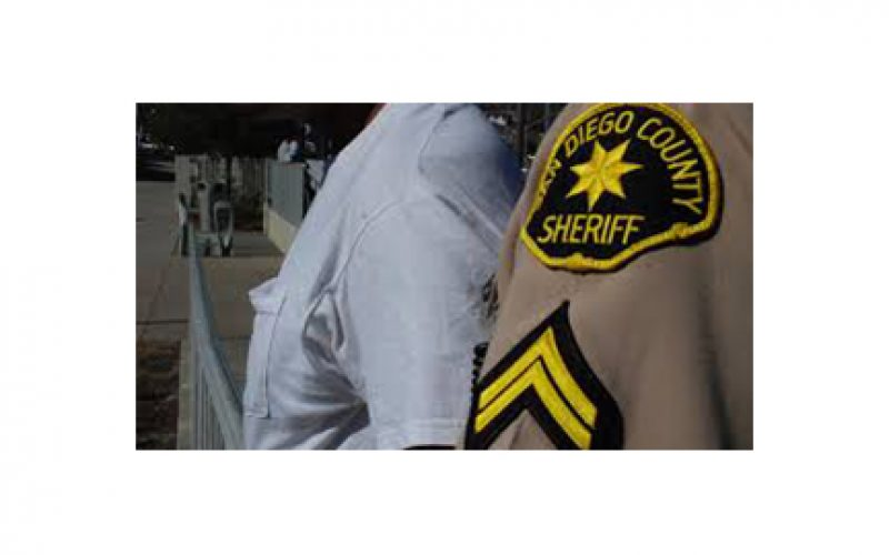 Vista man arrested for impersonating a sheriff's deputy