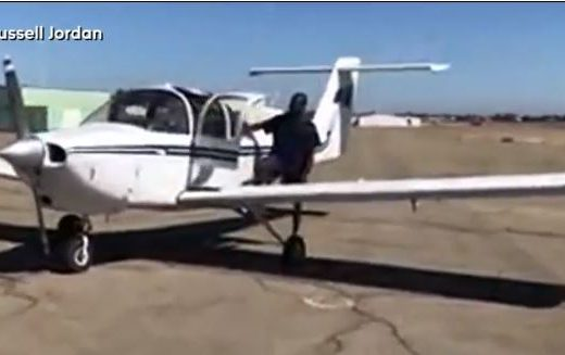 Out of Jail, Steals Car, Tries to Steal Airplane – All in the Same Day