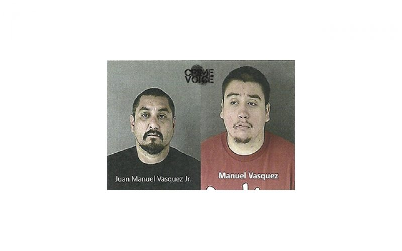 Eight Suspects Arrested in Hollister Roundup