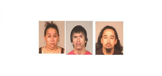 Group of Six Steal from a 70-Year Old Man, and Others