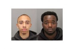 Police Arrest Two Suspects in Overnight Interrupted Burglary, Two Still at Large