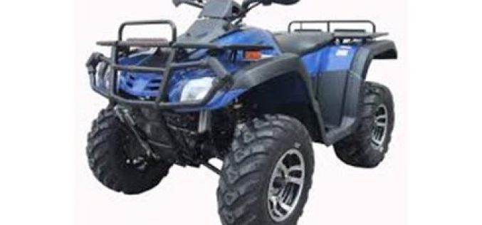 Two Errant Off Road Vehicles Attempt to Evade Deputies and K-9