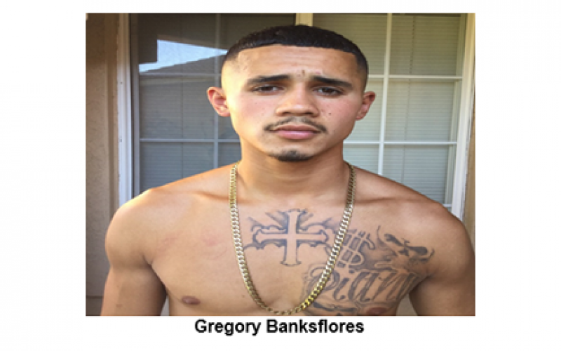 Gang Member Probation Search Yields Assault Rifle