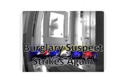 Resident Ignored Doorbell, Burglar Breaks In