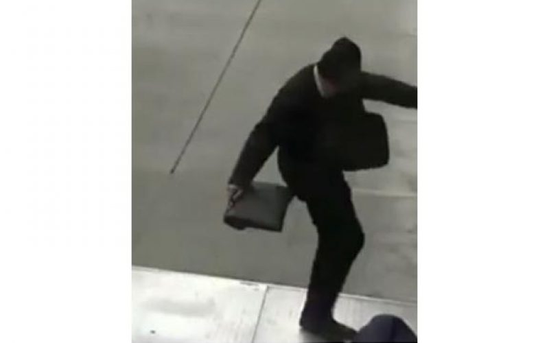 Two Unprovoked Attacks Caught on Camera, Lead to Arrest