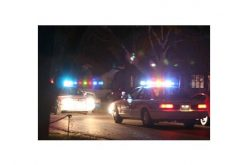 Dramatic Day of Burglary, Gunshots, a Chase and Three Arrests
