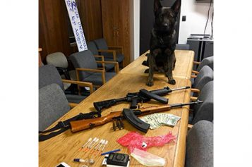 Infamous 'Traffic Stop' Reveals Drugs, Guns in Crescent City