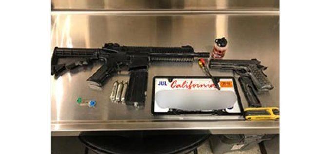 Airsoft BB Gun Does not a Gangster Make