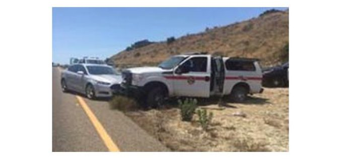 Busted with Stolen Fire Truck in Los Alamos