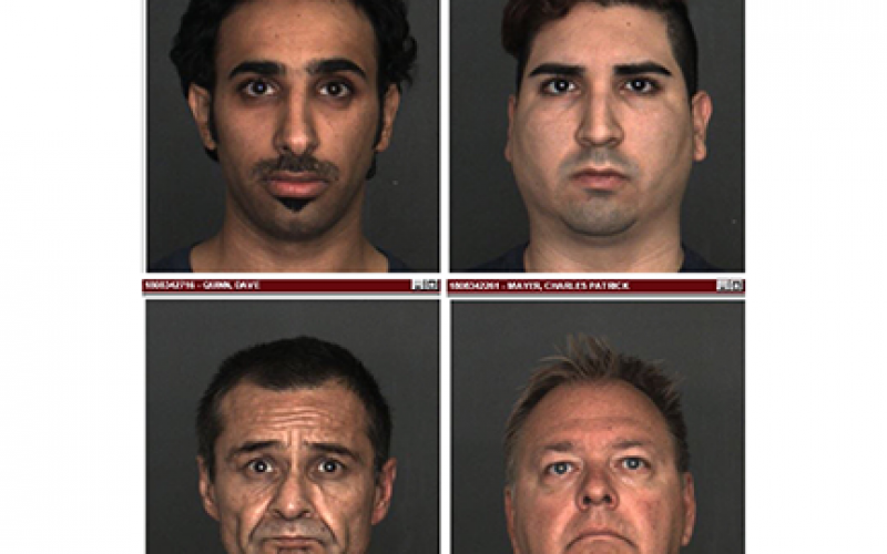 Operation Safe Child's 9-Day Sting Nabs 9 Who Attempted Sex With A Child