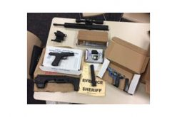 Guns and Opium Arrests Follows Tips and Teamwork