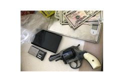 Man Arrested Suspected of Drug Trafficking at Shopping Centers
