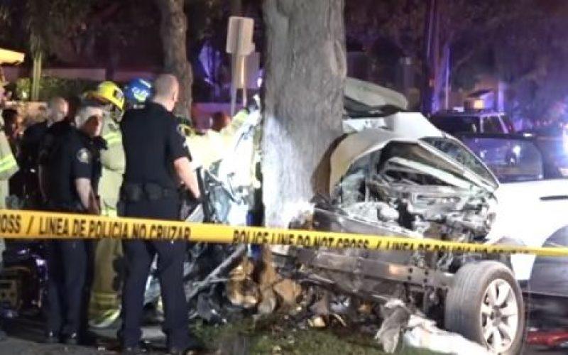 Fatal Traffic Collision Reveals A Commercial Burglary's Lost Pursuit