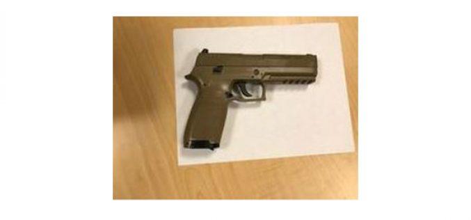 Replica Handgun Locks Down South Hills High School Campus
