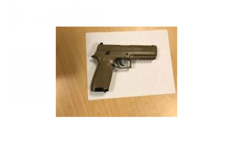 Replica Handgun Locks Down South Hills High School Campus