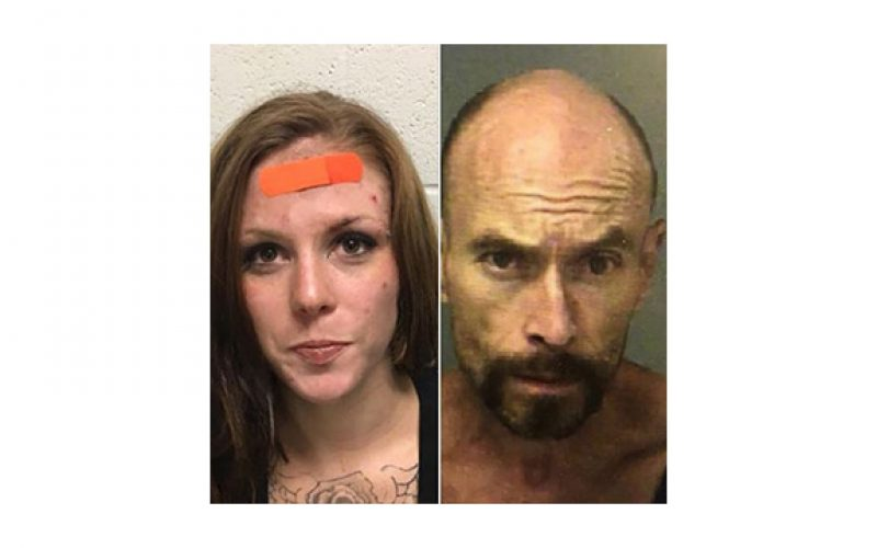 Band-Aid Mugshot is This Story's Highlight