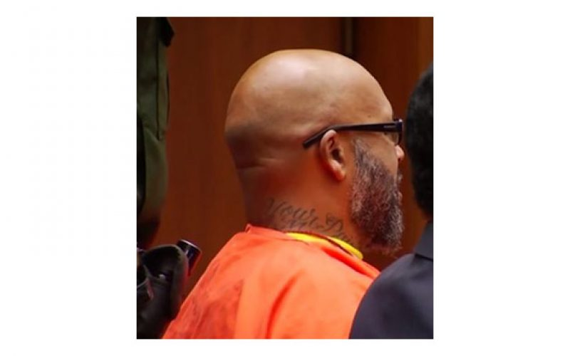 Former Rap Mogul Suge Knight Pleads No Contest To Manslaughter