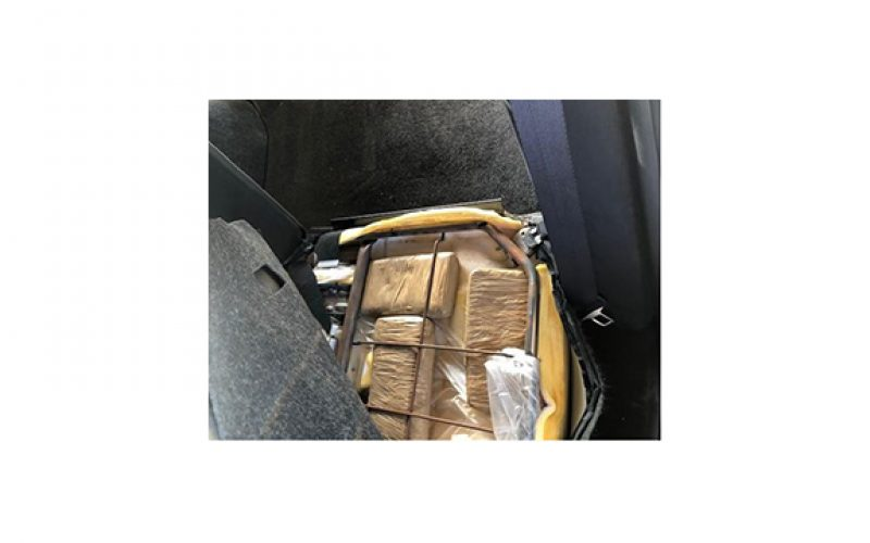 K-9 Border Patrol Team Lands A Heroin Bust During An Immigration Search