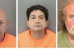 Three Arrests in Internet Crimes Against Children