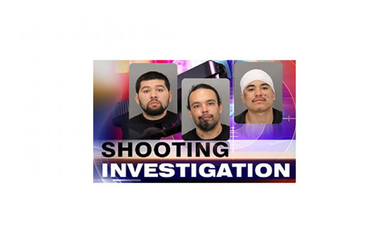 Three wanted suspects arrested in Aug 30th shooting