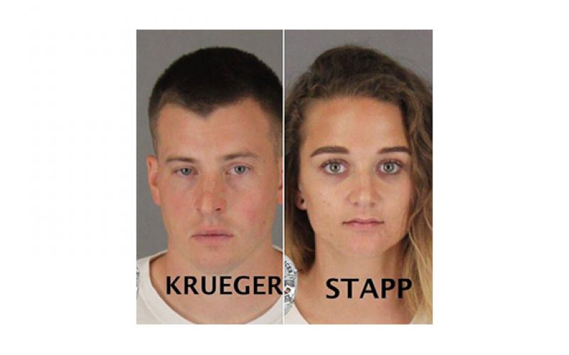 Pair Arrested in Henry Stange's Murder