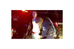 Spike Strips Stopped Saturday Night Pursuit