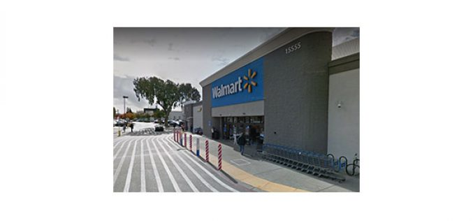 Suspect Arrested for Sunday Afternoon Shooting Outside Walmart