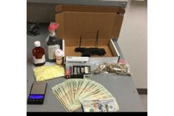 Illegal Pharmaceuticals Lead to Arrest