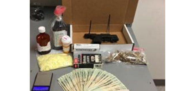 Illegal Pharmaceuticals Lead to Arrest
