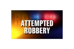 Police Investigating Attempted Strong Arm Robbery in Park