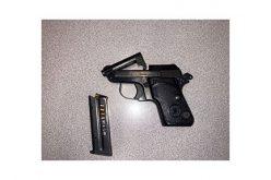 Intoxicated Woman has Loaded Gun, Bullets Loaded Backwards