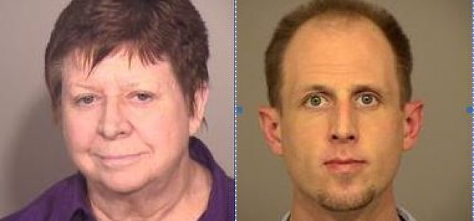 Mother & Son Busted for Running Drug Haven