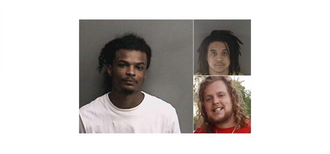 Two Suspects Face Charges for Fatal Shooting During Robbery